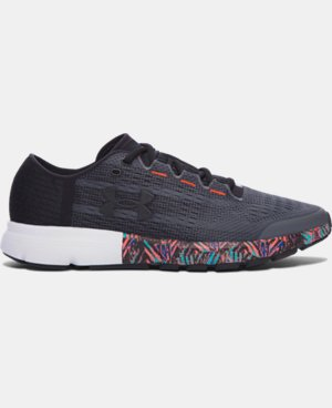 SMART SHOE TECHNOLOGY Men's UA SpeedForm® Velociti Record-Equipped Running Shoes *Ships 2/20/17*  1 Color $169.99