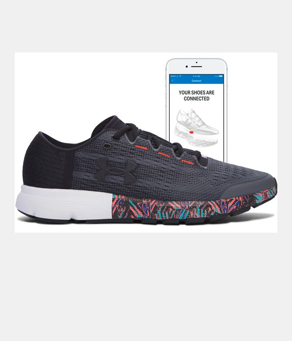 Record Equipped Running Shoe Under Armour