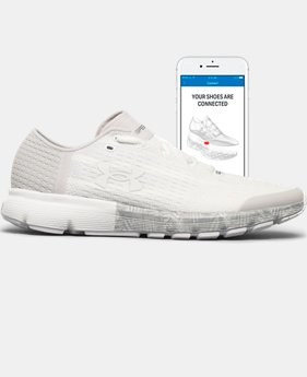 Digitally Connected Shoe Men's UA SpeedForm® Velociti Record-Equipped Running Shoes  1 Color $104.99