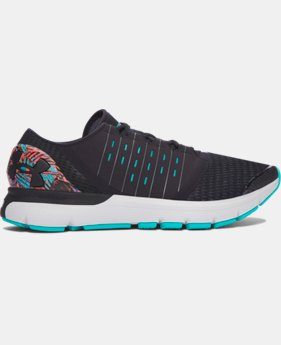 SMART SHOE TECHNOLOGY Men's UA SpeedForm® Europa Record-Equipped Running Shoes *Ships 2/20/17*  1 Color $189.99