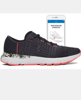 Digitally Connected Shoe Women's UA SpeedForm® Gemini 3 Record-Equipped Running Shoes  2 Colors $119.99