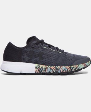 SMART SHOE TECHNOLOGY Women's UA SpeedForm® Velociti Record-Equipped Running Shoes *Ships 2/20/17*  1 Color $169.99