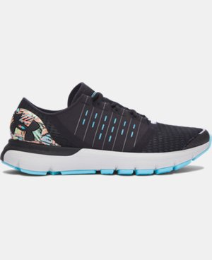 SMART SHOE TECHNOLOGY Women's UA SpeedForm® Europa Record-Equipped Running Shoes *Ships 2/20/17*  1 Color $189.99