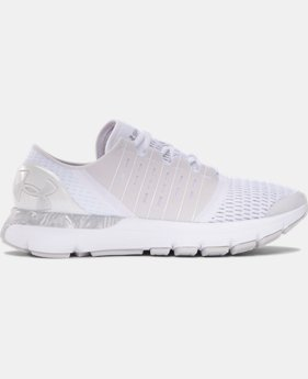 Digitally Connected Shoe Women's UA SpeedForm® Europa Record-Equipped Running Shoes   $113.99