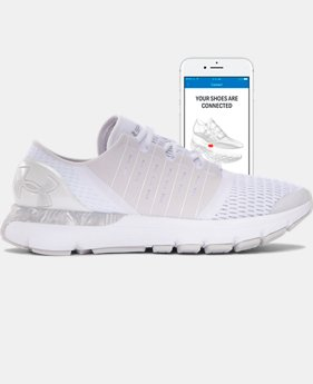 Digitally Connected Shoe Women's UA SpeedForm® Europa Record-Equipped Running Shoes  2 Colors $119.99