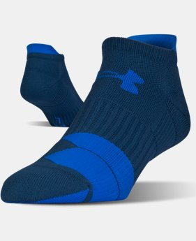 PRO PICK UA Run Cushion No Show Socks  4 Colors $13