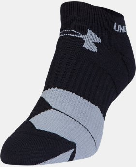 Women's UA Run Cushion Tab No Show Sock LIMITED TIME: FREE U.S. SHIPPING 2 Colors $12.99
