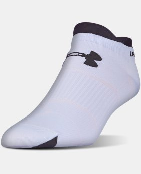 Men's UA Run Fast Double Tab Socks  1 Color $13