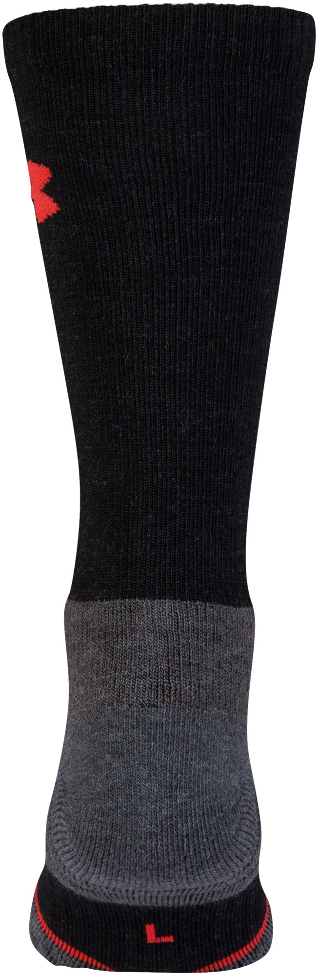UA All Season Wool Boot Socks, Black ,