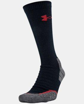 Men's UA All Season Wool Boot Socks  2 Colors $20