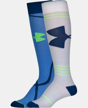 Women's UA Big Logo Knee High Socks  2 Colors $15.99