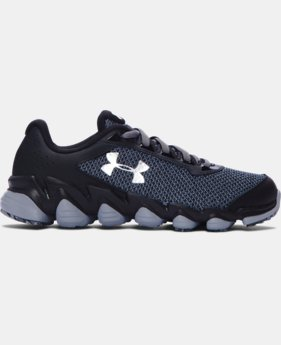 Boys' Grade School UA Micro G® Spine™ Disrupt TCK Running Shoes  1 Color $69.99