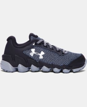 Boys' Pre-School UA Spine Disrupt TCK Running Shoes  1  Color Available $59.99