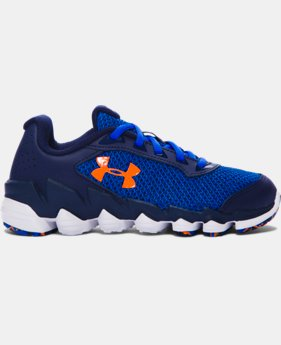 Boys' Pre-School UA Spine Disrupt TCK Running Shoes  3 Colors $59.99