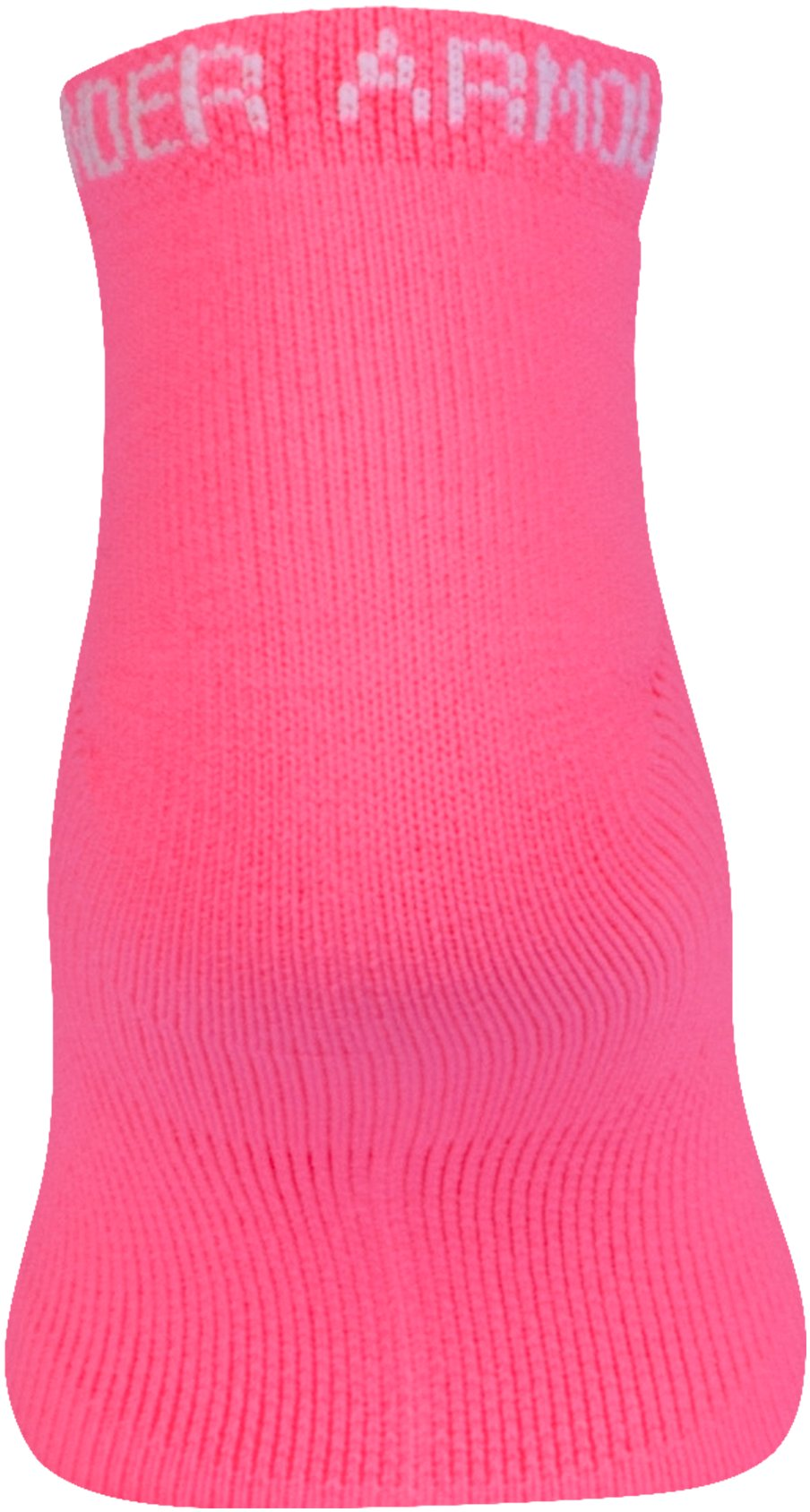 Women's UA Power In Pink® 2.0 No Show Socks – 2 Pack, Cerise