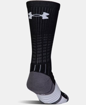 Best Seller Men's UA Unrivaled Crew Socks  2 Colors $15