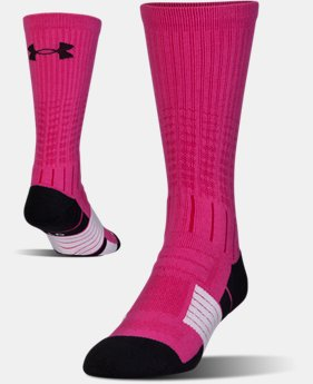 Best Seller Men's UA Unrivaled Crew Socks  1 Color $14.99 to $15