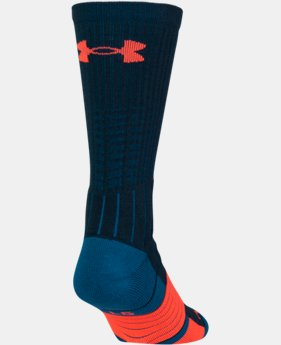 Men's UA Unrivaled Crew Socks  1 Color $11.99