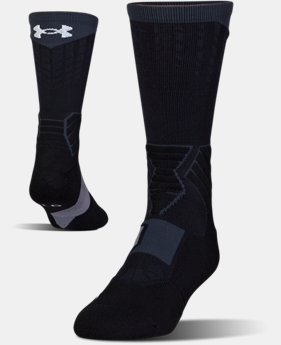 Men's UA Basketball Drive Crew Socks  2 Colors $18