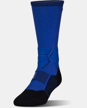 Men's UA Basketball Drive Crew Socks  2 Colors $20.99