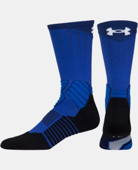 Men's UA Basketball Drive Crew Socks  1 Color $17.99