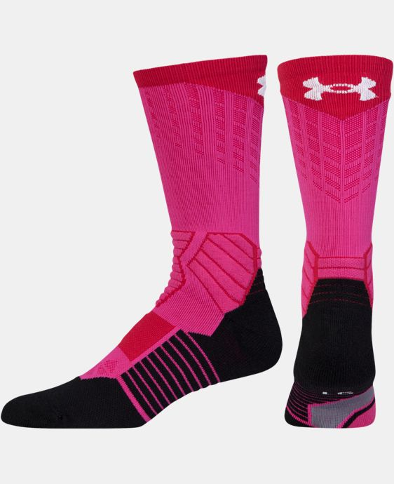 Men's UA Basketball Drive Crew Socks   $17.99