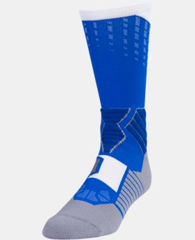 Men's UA Basketball Drive Crew Socks  3 Colors $17.99