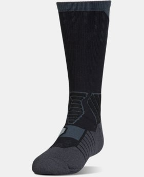 Boys' UA Basketball Drive Crew Socks  3 Colors $16.99