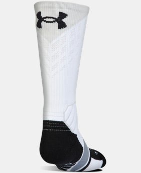 Boys' UA Basketball Drive Crew Sock LIMITED TIME: FREE U.S. SHIPPING 2 Colors $16.99