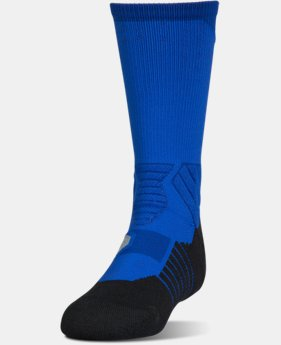 Boys' UA Basketball Drive Crew Sock LIMITED TIME: FREE U.S. SHIPPING  $16.99