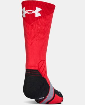 Boys' UA Basketball Drive Crew Sock LIMITED TIME: FREE U.S. SHIPPING 1 Color $16.99