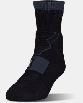Men's UA Basketball Drive Mid Socks  3 Colors $14.99