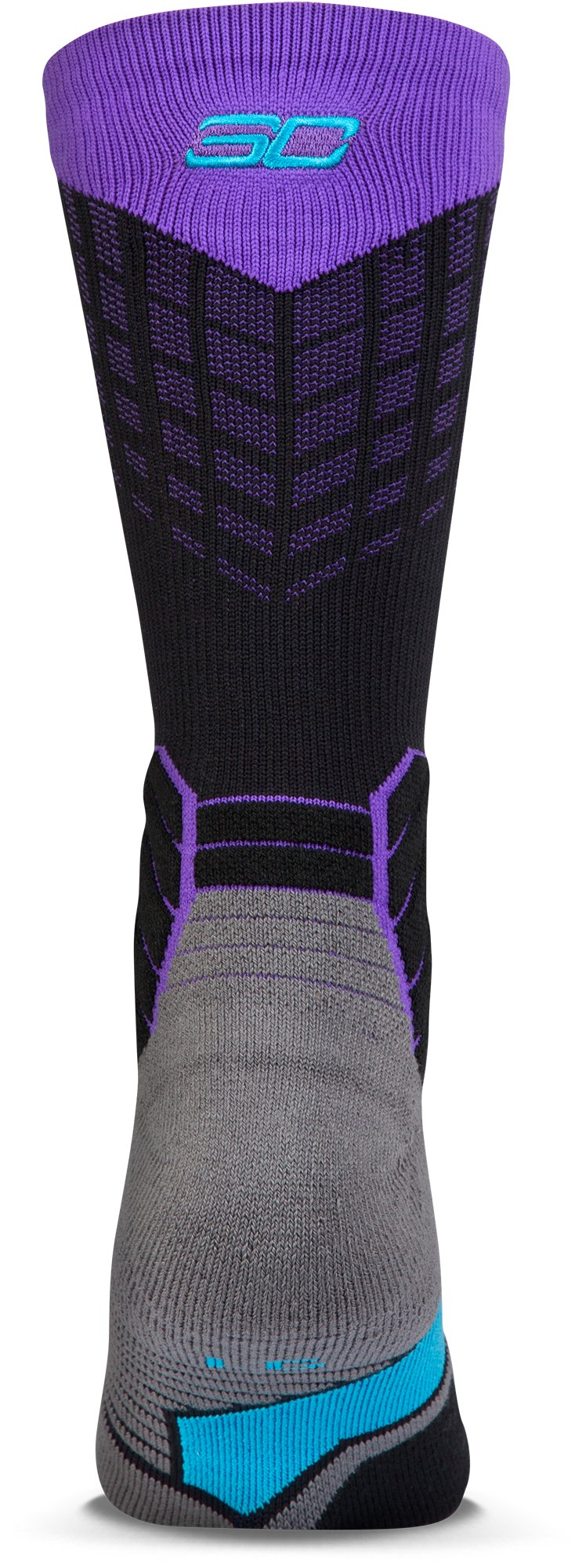Men's SC30 Drive Crew Socks, Black