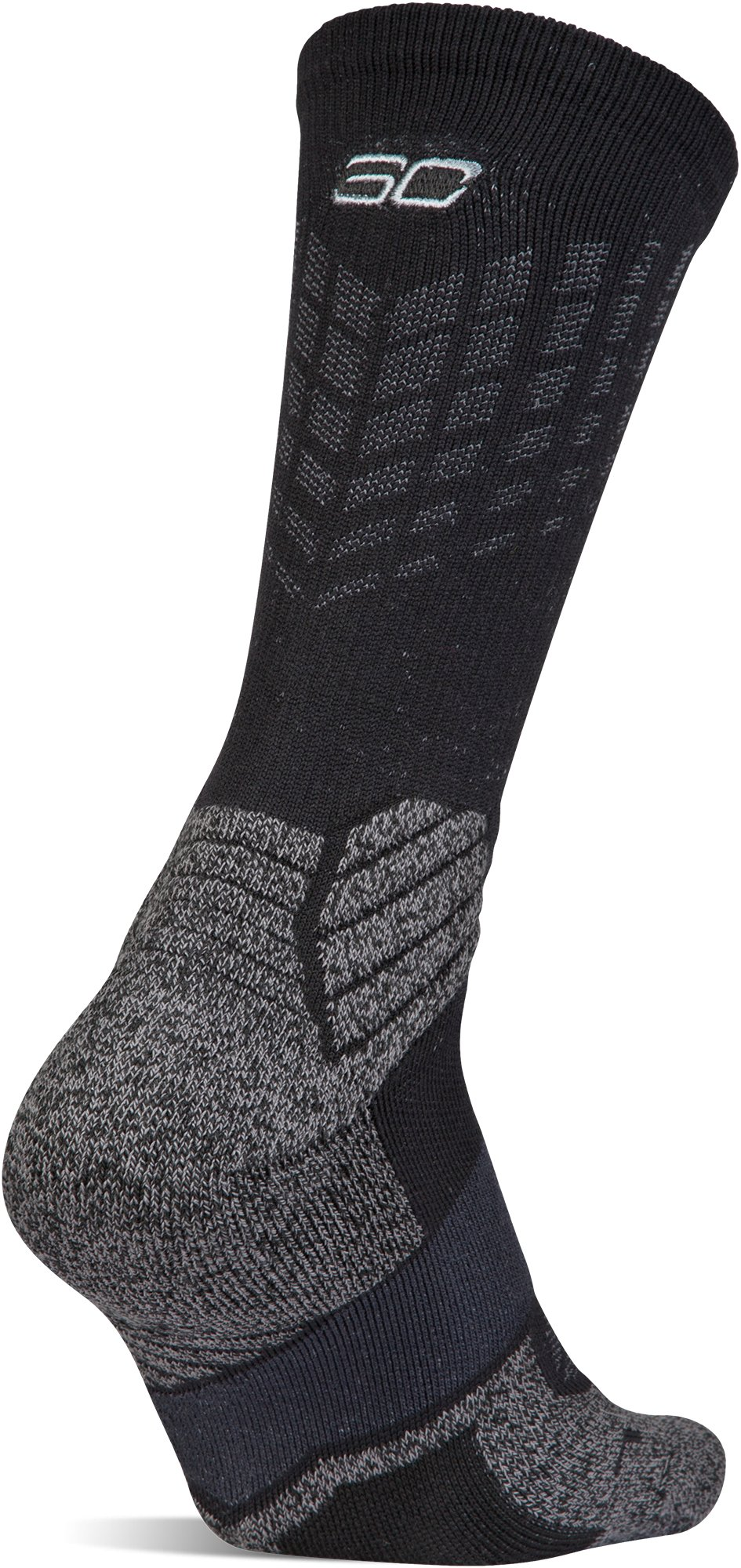 Men's SC30 Drive Crew Socks, Black ,