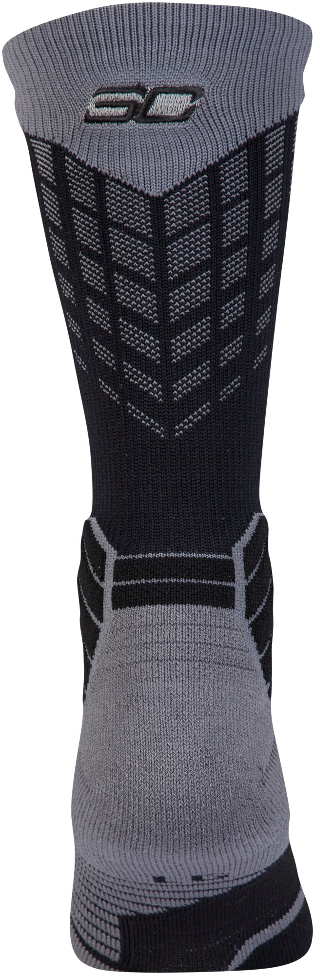 Boys' SC30 Drive Crew Sock, Black , undefined