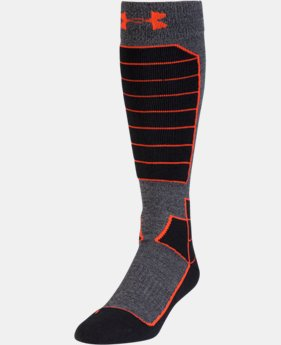 Men's UA Mountain Performance Over-The-Calf Socks   $29.99