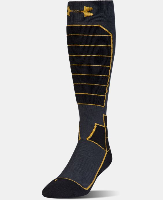 Men's UA Mountain Performance Over-The-Calf Socks LIMITED TIME: FREE U.S. SHIPPING 1 Color $29.99