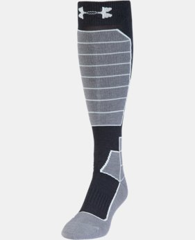 New to Outlet Women's UA Mountain Performance Over-The-Calf Socks  2 Colors $20.99