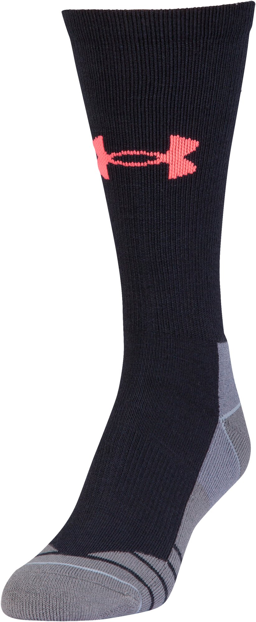 Women's UA Hitch Lite 3.0 Boot Socks, Dark Navy Blue
