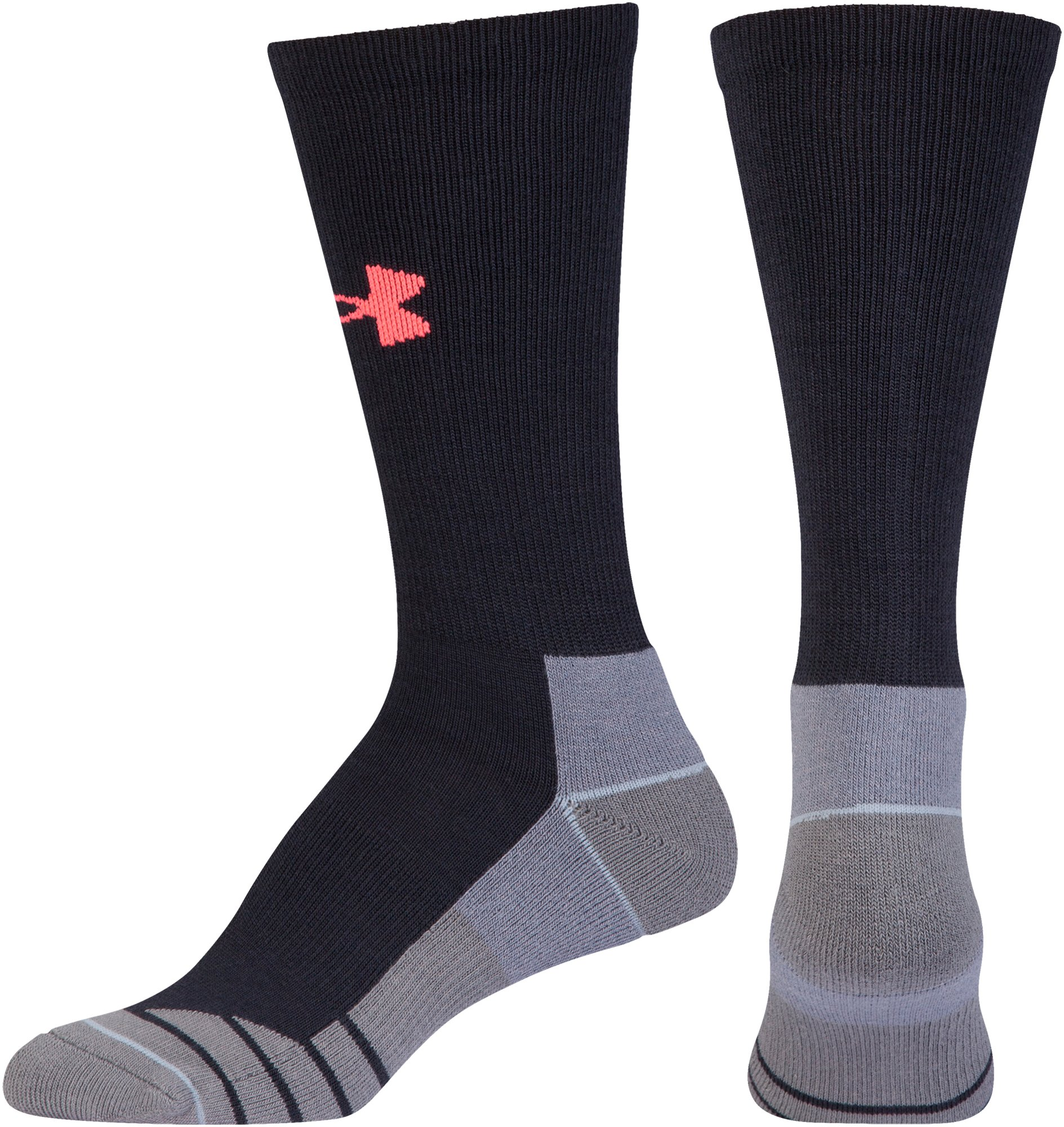 Women's UA Hitch Lite 3.0 Boot Socks, Dark Navy Blue ,