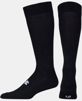Men's UA Tactical HeatGear® Over-The-Calf Socks  1 Color $9.99