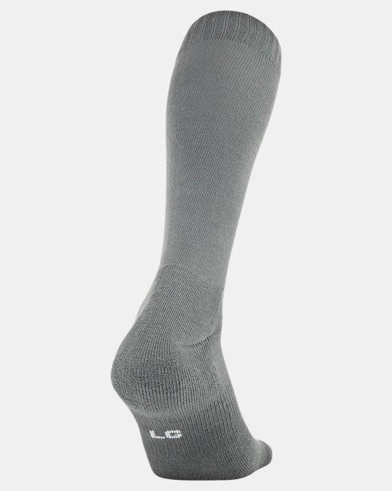 Men's UA Tactical HeatGear® Over-The-Calf Socks, Green, pdpMainDesktop image number 2