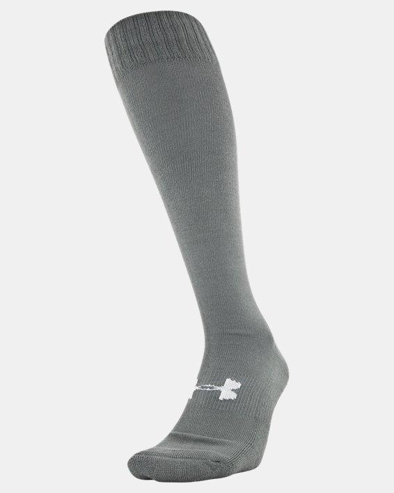 Men's UA Tactical HeatGear® Over-The-Calf Socks, Green, pdpMainDesktop image number 0