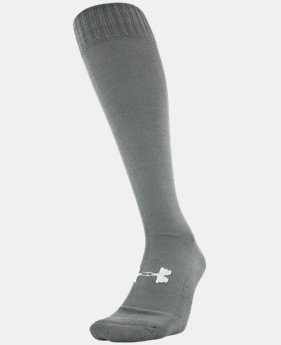 Best Seller Men's UA Tactical HeatGear® Over-The-Calf Socks  1  Color Available $9.99 to $10