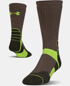 Men's UA Scent Control Boot Socks  1 Color $25