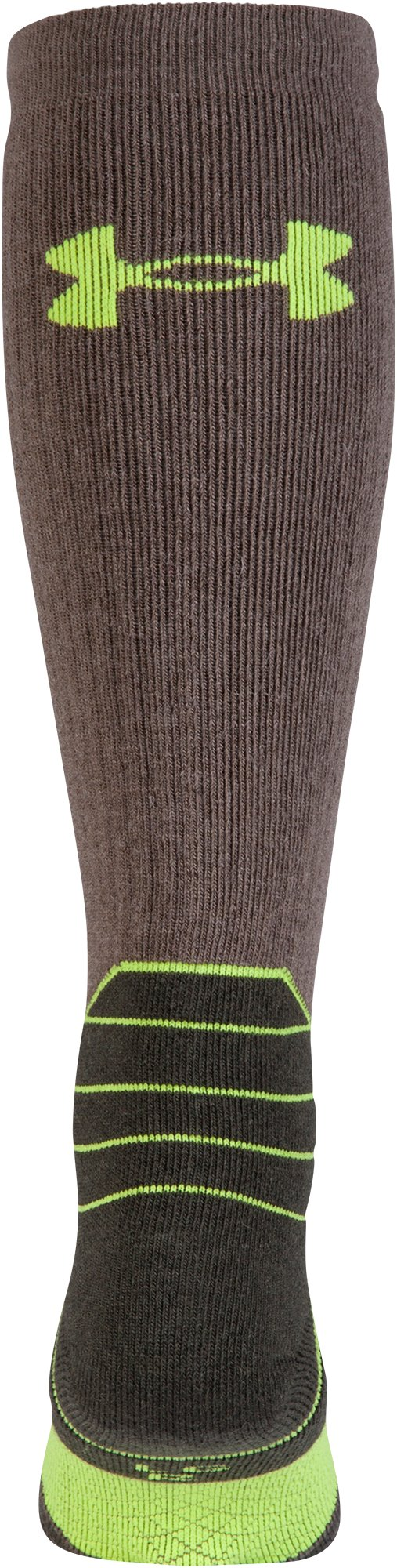 Men's UA Armour Scent Control Over-The-Calf Socks, Hearthstone,
