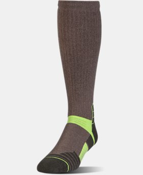 Men's UA Armour Scent Control Over-The-Calf Socks  1 Color $32.99