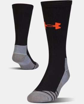 Men's UA Hitch Lite 3.0 Boot Socks  1  Color Available $16