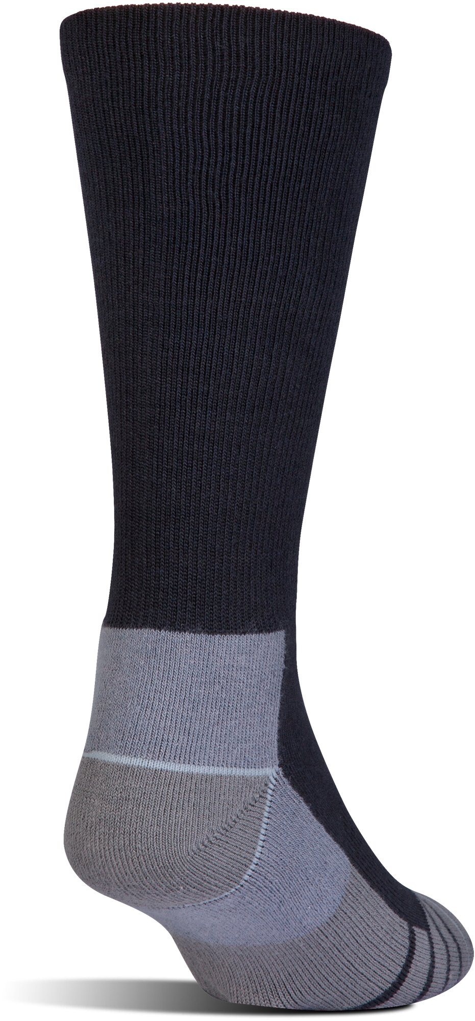 Men's UA Hitch Lite 3.0 Boot Socks, Dark Navy Blue , undefined