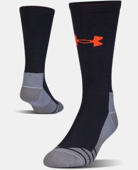 Men's UA Hitch Lite 3.0 Boot Socks  3  Colors Available $16